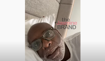 "Former RHOA Star Peter Thomas Has COVID-19: ""I Can't Wait For This Sh*t To Be Over!"""