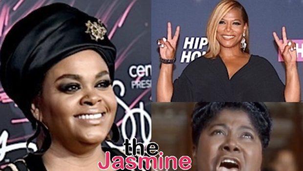 Jill Scott To Star In Mahalia Jackson Biopic, Executive Produced By Queen Latifah & Jamie Foxx
