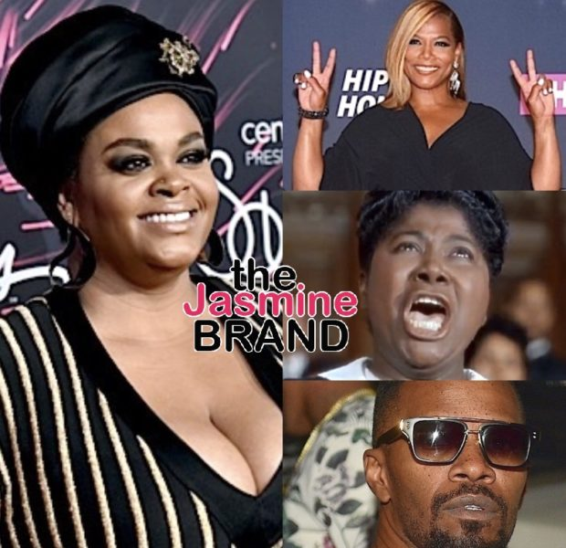 Jill Scott To Star In Mahalia Jackson Biopic, Executive Produced By Queen Latifah & Jamie Foxx