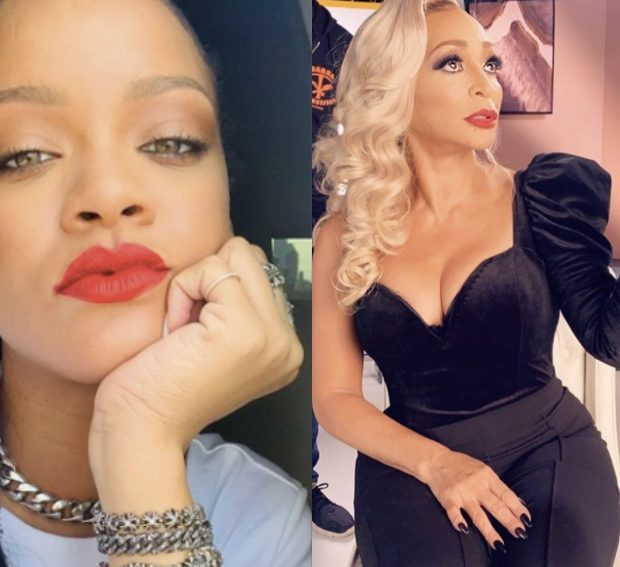 Rihanna Swoons Over 'RHOP' Star Karen Huger: Proud Of You!
