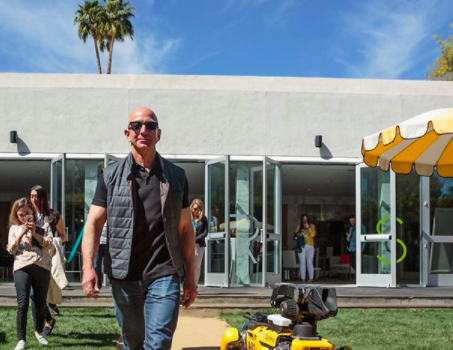 Jeff Bezos Becomes The First Person Ever To Be Worth $200 Billion