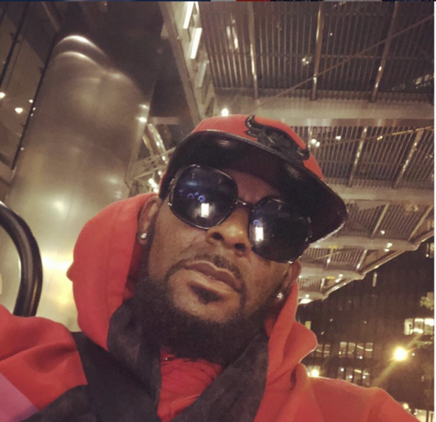 "R. Kelly Is Petrified & Paranoid After Jail Assault + ""He Can't Sleep"" Says Lawyer"