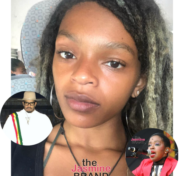 Rohan Marley Apologizes To His & Lauryn Hill's Daughter Selah For Childhood Trauma She Endured In His Absence: I Will Be The Best Dad I Can Be