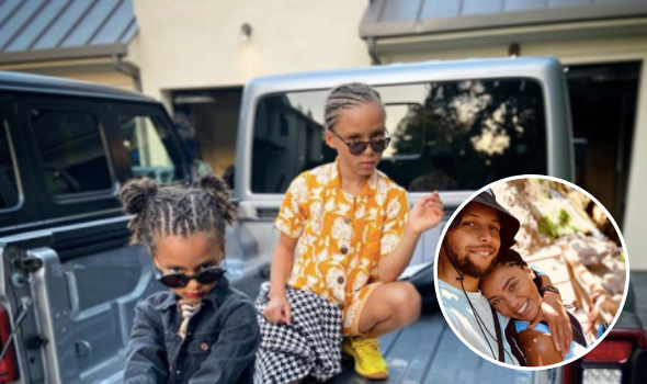 Steph & Ayesha Curry's Daughters Dance To Beyonce's 'Already' & It's A Whole Mood [WATCH]