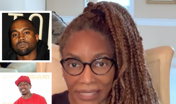 Singer Stephanie Mills Calls Kanye West & Nick Cannon 'Paid Slaves': Take Your Toys, Go Home, Sit Down, & Get Therapy