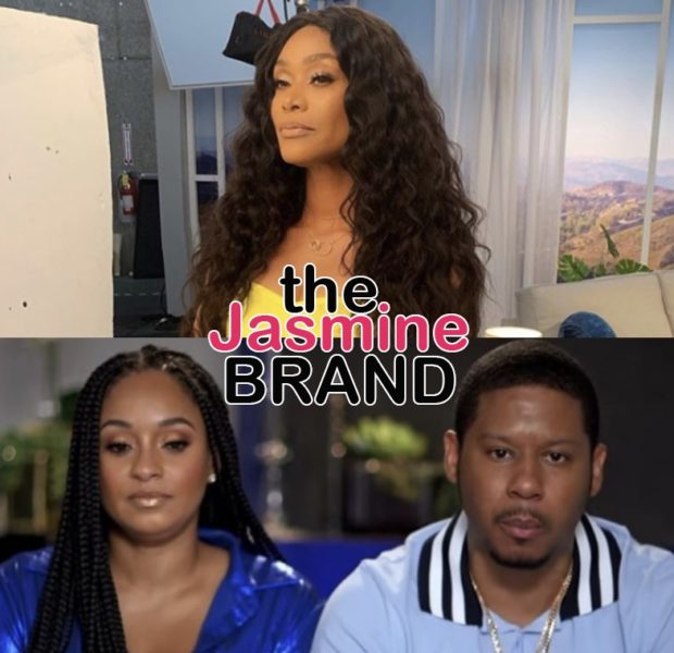 Tami Roman Alludes That Tahiry Jose Started 'Fight' W/ Vado: If You Are The Initiator Of Physical Contact As A Female, You've Gotta Take Accountability!
