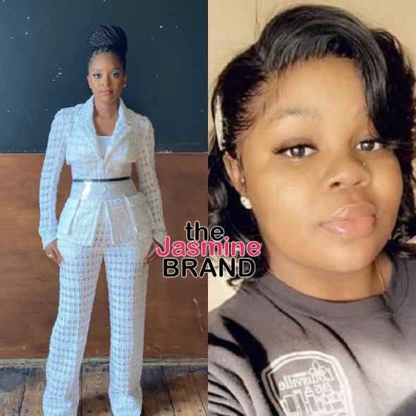 Tamika D. Mallory Defends Breonna Taylor Event 'BreonnaCon' Amid Backlash: We're Physically On The Ground, Not On Social Media