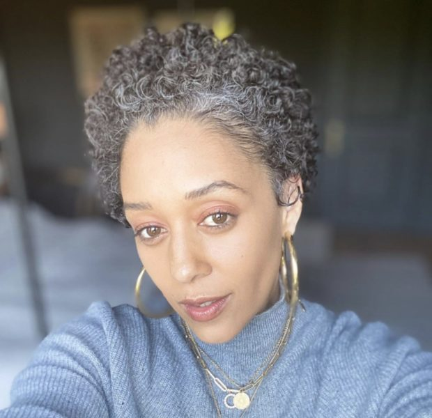 Tia Mowry Embraces Her Gray Hair: This Is Me, 42