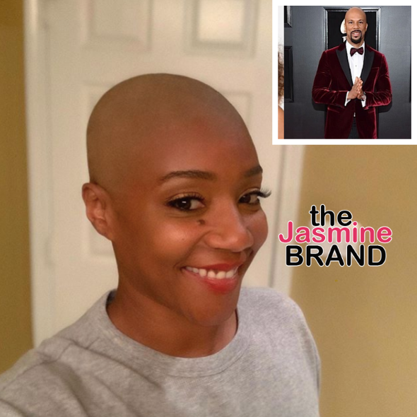 Tiffany Haddish On Why She Shaved Her Head: I Wanted To Know Who I Am From Head To Toe + Says Boyfriend Common Cuts Her Hair For Her