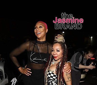 Tiny Harris On Tamar Braxton's Recovery: She's Been Writing Me & Seems To Be Doing Much Better