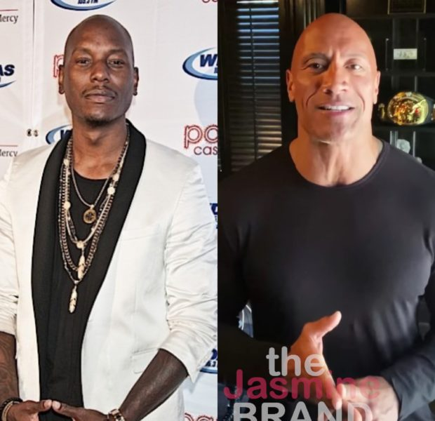 Tyrese Clarifies Fall-Out With The Rock: We Got Into A Situation That Ended Up Playing Out For The World To See