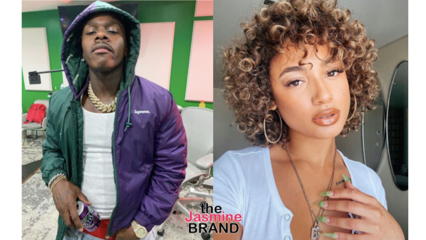DaBaby Seemingly Confirms Relationship W/ DaniLeigh, Drops Her Name In New Single