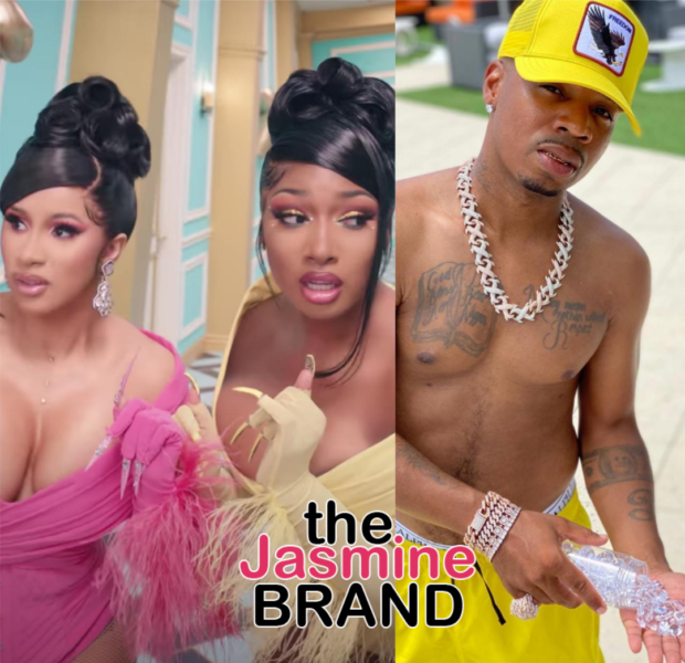 "Plies Remixes Cardi B & Megan Thee Stallion's ""WAP"" [New Music]"