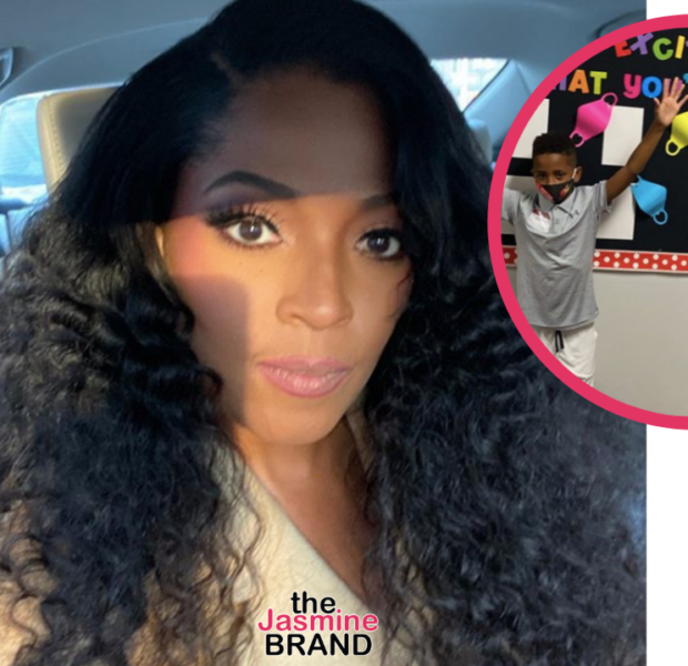 Married To Medicine's Toya Bush-Harris Responds To Criticism Over Sending Her Sons Back To School Amidst Pandemic: Stop Trying To Judge