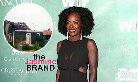 Viola Davis Did NOT Buy The House She Was Born In, Clarifies Previous Comment