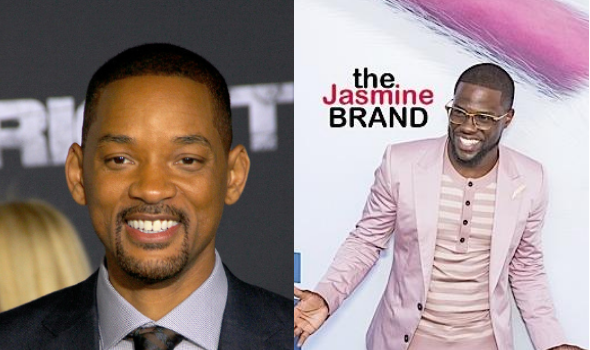 Will Smith & Kevin Hart To Star In 'Planes, Trains & Automobiles' Remake