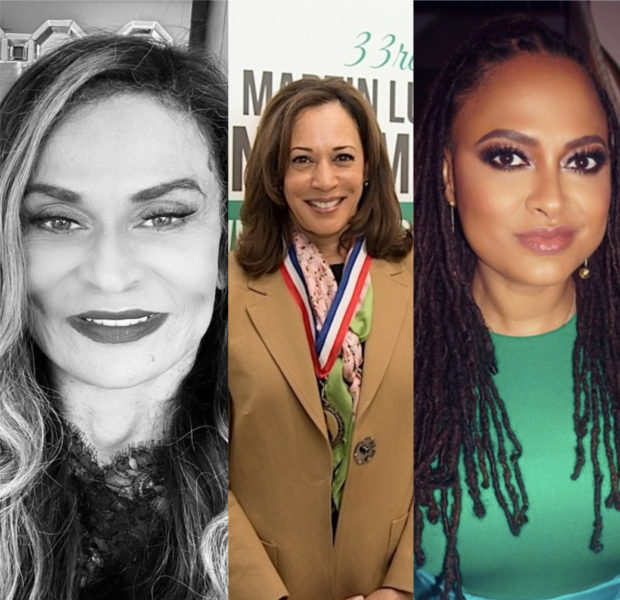 Tina Lawson & Ava DuVernay Defend Kamala Harris: This Is A Matter Of Life Or Death