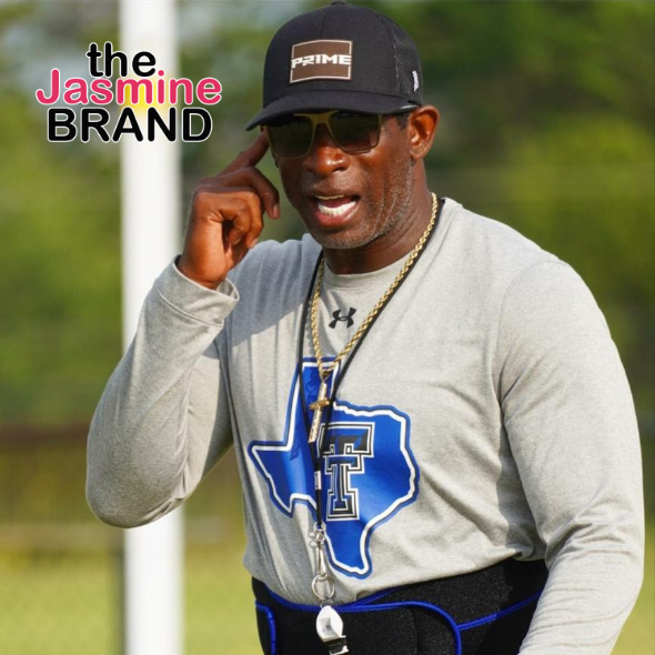 Deion Sanders Named Head Coach Of HBCU Jackson State University's Football Team