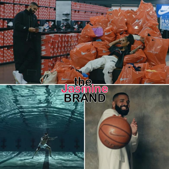 Drake Pays Homage To Muhammad Ali & LeBron James In New Video For 'Laugh Now Cry Later' [WATCH]
