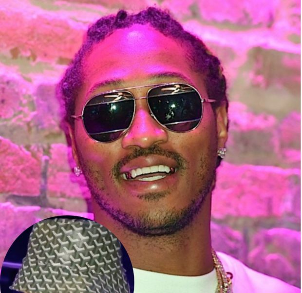 Future Teases New Track 'Gucci Bucket Hat' Wearing A Goyard Hat & Some Fans Are Confused