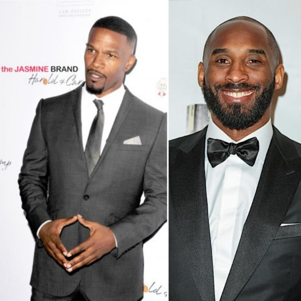 Jamie Foxx's Jokes Motivated Kobe Bryant To Get His 5th Championship Ring