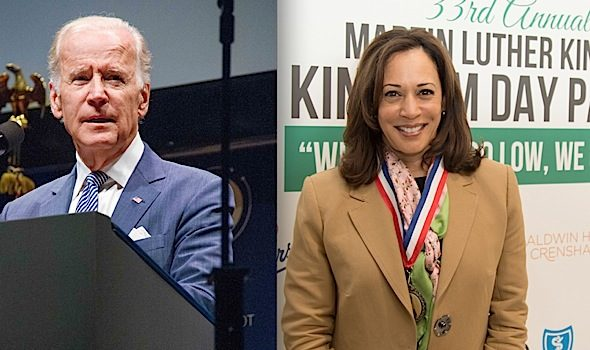 Joe Biden Picks Kamala Harris As His Vice President Running Mate