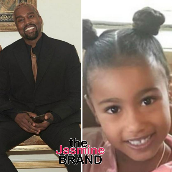 Watch Kanye West & Daughter North Show Off Their Dance Moves In Adorable Video