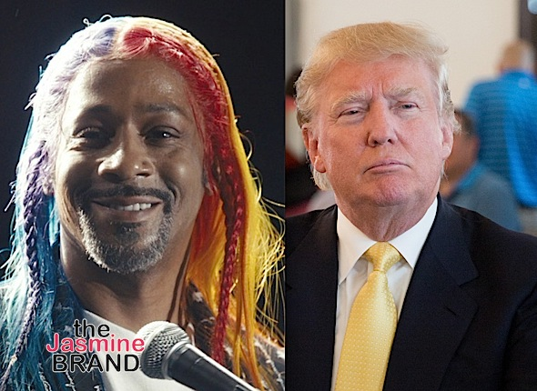 Katt Williams Slams Trump, Supports Black Lives Matter [VIDEO]
