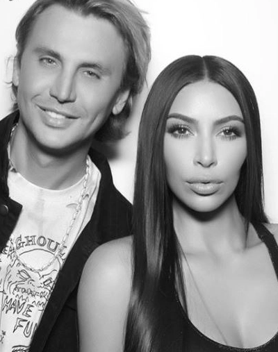 Kim Kardashian's Friend Jonathan Cheban Robbed At Gunpoint
