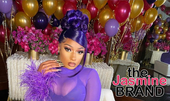Megan Thee Stallion: I Felt Betrayed By All My Friends After Getting Shot