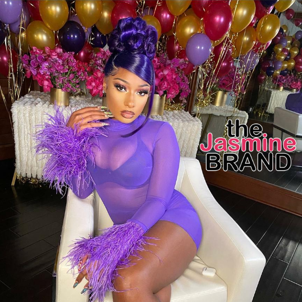 Megan Thee Stallion Addresses 'WAP' Critics: Dudes Will Scream 'Slob On My Knob' Word For Word & Cry About WAP!