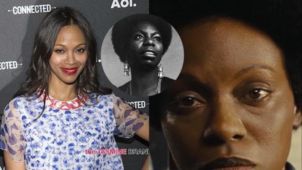 "Zoe Saldana Apologizes & Admits She Never Should Have Played Nina Simone: ""She Deserved Better"""