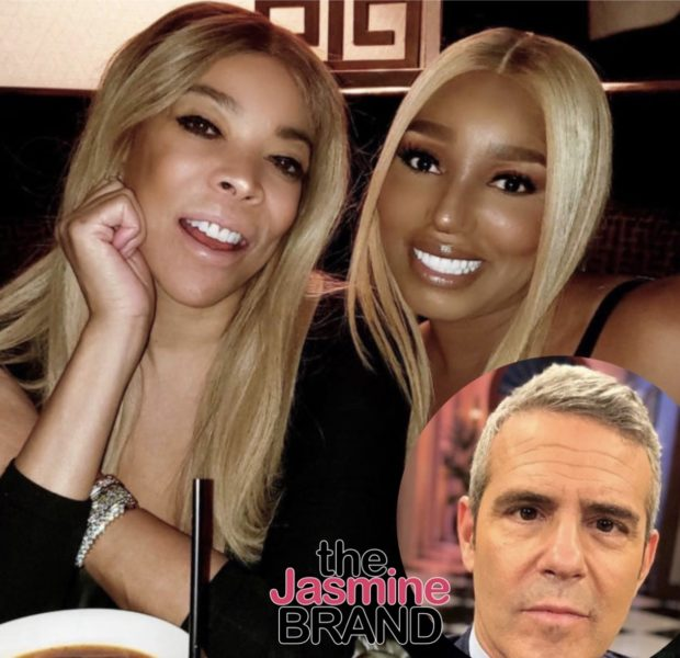 NeNe Leakes Seemingly Accuses Wendy Williams Of Doing Cocaine, Claims Andy Cohen Is A Racist