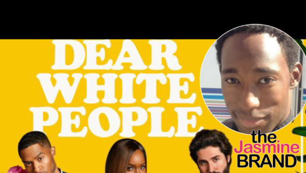 Netflix's 'Dear White People' Actor Jeremy Tardy Leaves Show, Alleges He Was Discriminated Against During Pay Negotiations