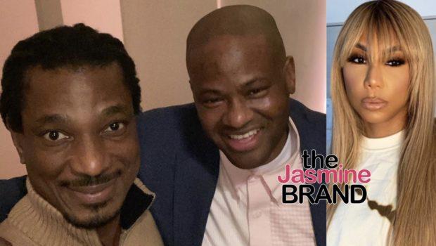 EXCLUSIVE 'Get Ya Life' CLIP: Tamar Braxton's Boyfriend Discovers Ex Vincent Herbert Was In Their Home