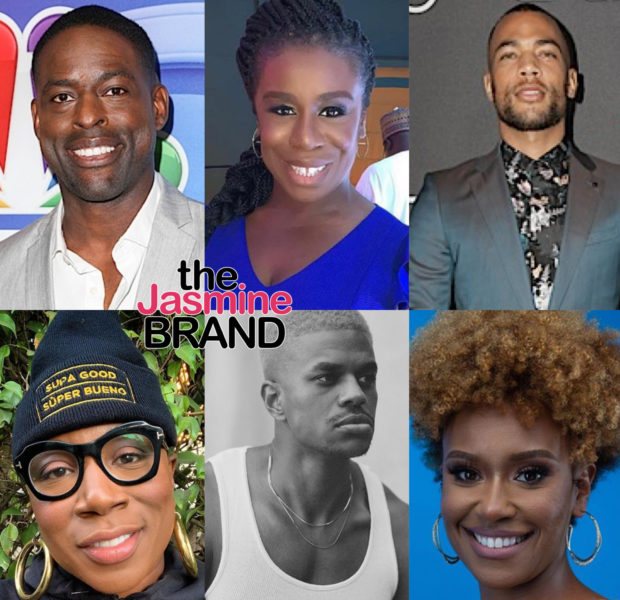 Gabrielle Union To Host All Black 'Friends' Cast Reading With Sterling K. Brown, Uzo Aduba, Kendrick Sampson & More + Salli Richardson-Whitfield To Direct