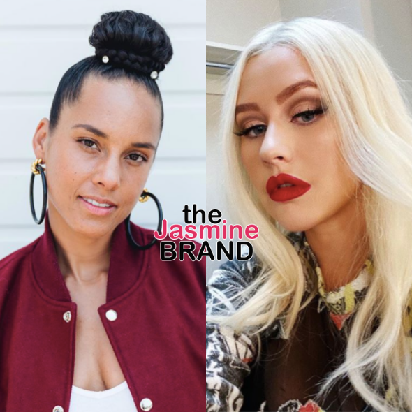 Alicia Keys Almost Gave 'If I Ain't Got You' To Christina Aguilera