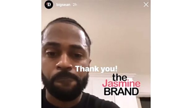 Big Sean Cries While Celebrating The Release Of His New Album 'Detroit 2'