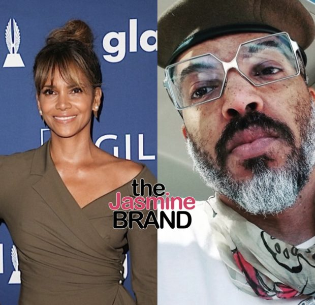 Halle Berry's Boyfriend Van Hunt Says Their Relationship Has 'Improved Every Aspect Of My Life'