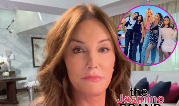 Caitlyn Jenner Found Out About 'KUWTK' Ending In The Media: Nobody Told Me