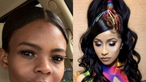 Candace Owens Says She's '100 Percent Suing Cardi B' After Their Heated Exchange On Twitter
