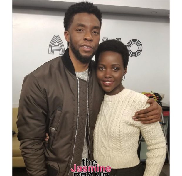 Lupita Nyong'o Pens Heartfelt Letter Honoring Chadwick Boseman: I Didn't Know Him For Long, But He Had A Profound Effect On Me