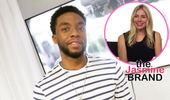 Chadwick Boseman Gave Some Of His '21 Bridges' Salary To Co-Star To Sienna Miller: He Said That's What I Deserved To Be Paid
