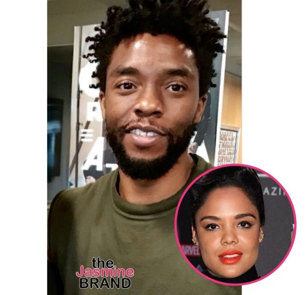 Chadwick Boseman Once Turned Down Slavery Film W/ Tessa Thompson: We're Not Going To Keep Perpetuating Stereotypes