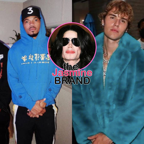 Chance The Rapper Criticized For Comparing Justin Bieber's New Album To Michael Jackson's 'Off The Wall'