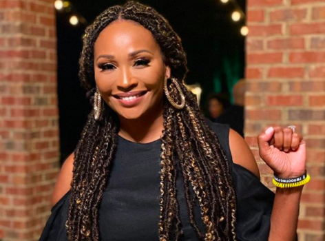 Cynthia Bailey Reacts To Critic Who Tells Her 'Lose Some Weight'