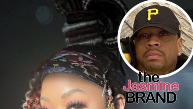 "Da Brat Recalls Dating Allen Iverson, Says ""He Had Too Many B*tches"" As She Recounts Beating Up A Half-Naked Woman Over Him"