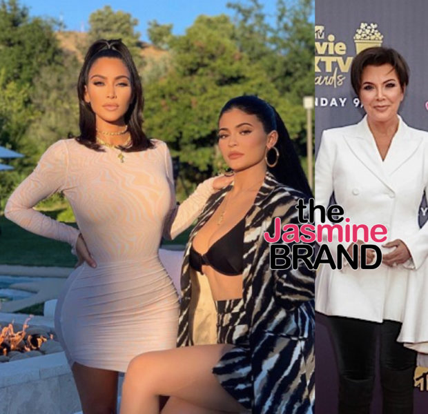 Kris Jenner Allegedly Ended 'KUWTK' Because Kim Kardashian & Kylie Jenner Wanted To Quit