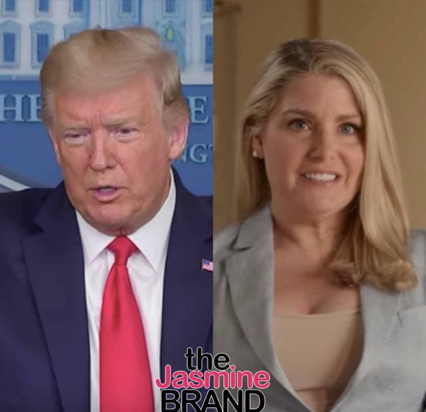 Donald Trump Accused Of Sexual Assault By Former Model, Amy Dorris