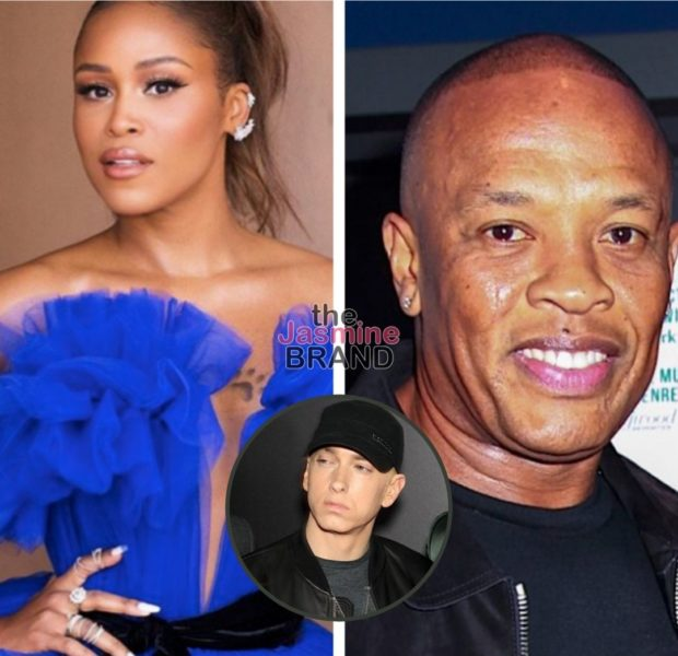 Eve Says She Was 'Devastated' When She Was Dropped From Dr. Dre's Aftermath Label For Eminem